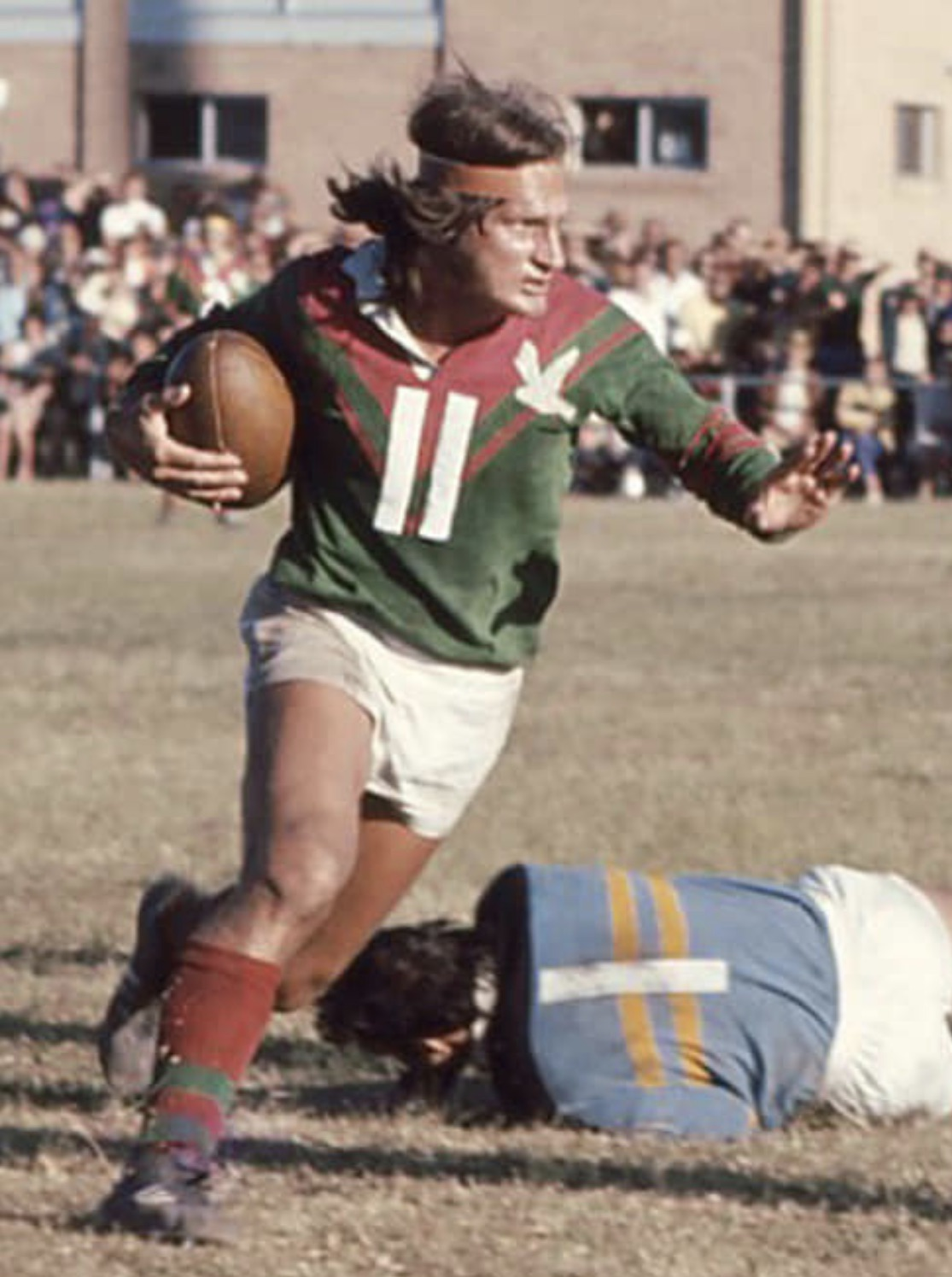 1973 Wynnum Manly loses one of it's favourite sons