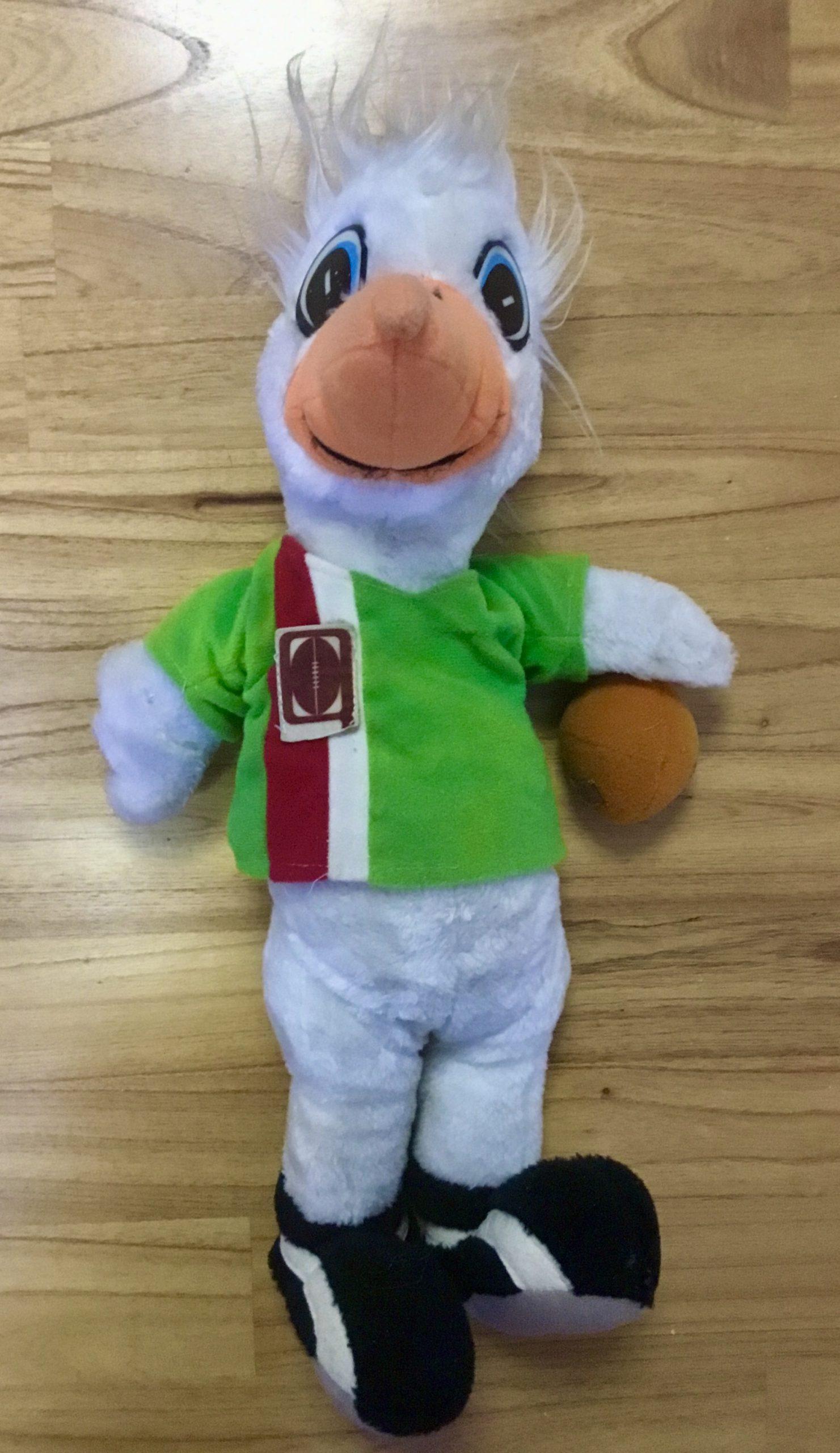 1981 Wynnum Manly Seagull Doll