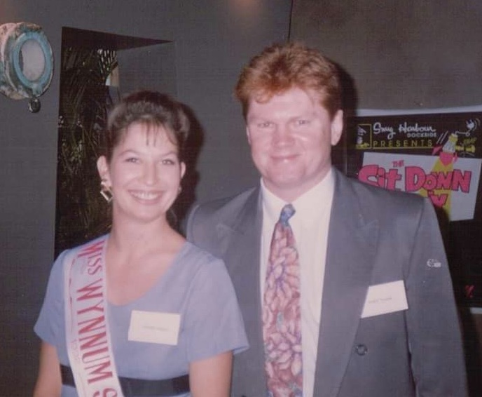 1992 Miss Wynnum Manly