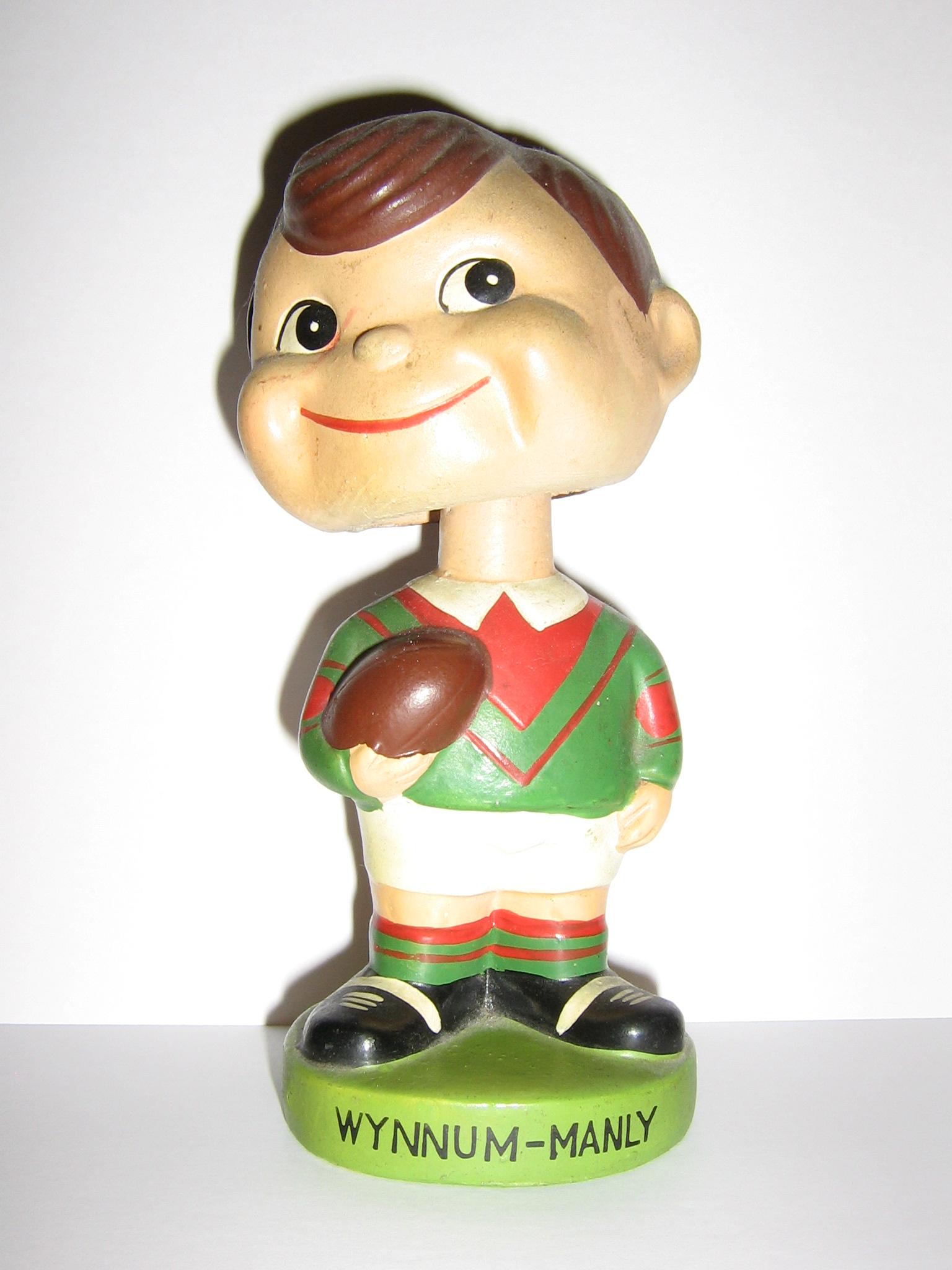 1966 Wynnum Manly Bobblehead Doll