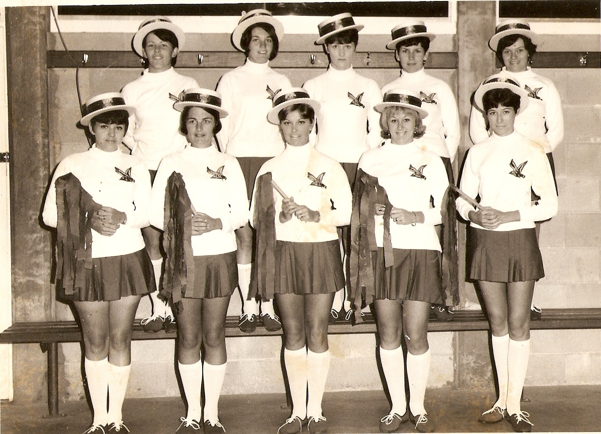 1968 The Original Wynnum Manly Cheer Squad